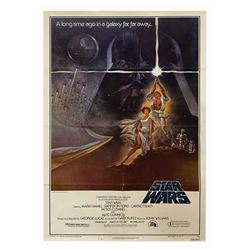 Star Wars Style-A Version 2 One Sheet Poster.