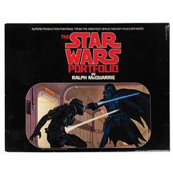 """The Star Wars Portfolio"" Ralph McQuarrie Print Set."