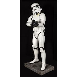 Star Wars Stormtrooper Life-Size Don Post Figure.