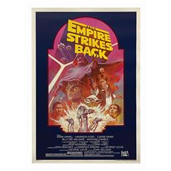 The Empire Strikes Back Re-release Poster.