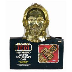 Return of the Jedi C-3PO Action Figure Case.