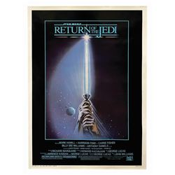 Return of the Jedi Style-A One Sheet Poster.