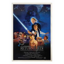 Return of the Jedi Style-B One Sheet Poster.