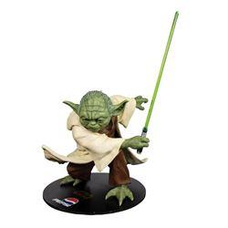 Star Wars Yoda Life-Size Figure.
