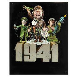 "Original ""1941"" Poster Artwork."