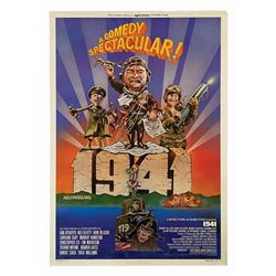 """""""1941"""" Style-F One Sheet Poster."""