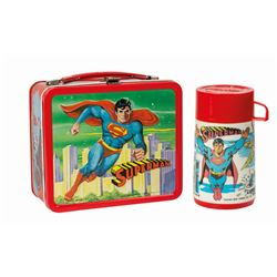 Superman: The Movie Lunch Box and Thermos.