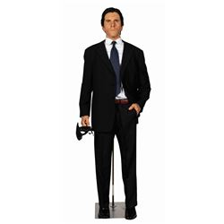 Christian Bale Batman Begins Custom Display.