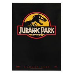 Jurassic Park Teaser One Sheet Poster.