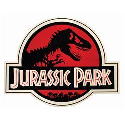 Jurassic Park Vehicle Decal.