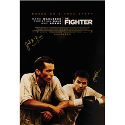 Signed The Fighter Event Poster.