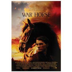 Signed War Horse Event Poster.