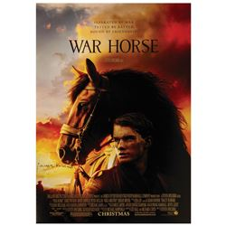 Signed War Horse Event Poster.