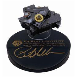 Buckaroo Banzai Signed Oscillation Overthruster Replica
