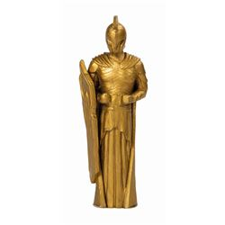 The Hobbit Golden Elven Statue.