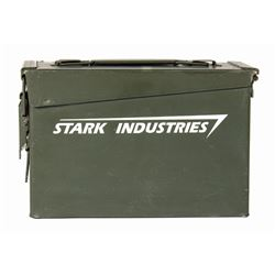 Iron Man Stark Industries Ammo Case Prop.