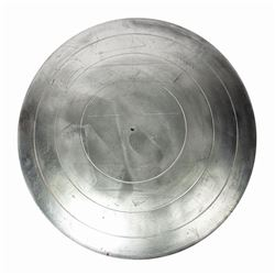 Avengers Production Made Captain America Shield.