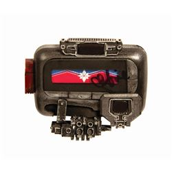 Captain Marvel Pager Replica Signed by Brie Larson.