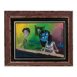 Corpse Bride Piano Duet Concept Painting.