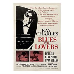 Blues for Lovers One Sheet Poster.