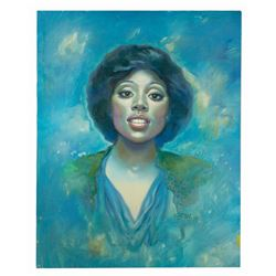Syreeta Wright Album Cover Painting.