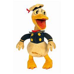 Donald Duck Krueger Plush Doll.