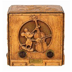 Emerson Mickey Mouse Radio.