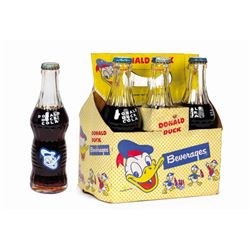Donald Duck Cola Six Pack.