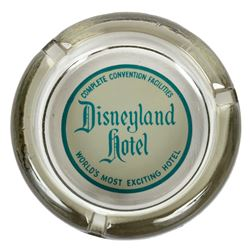 Disneyland Hotel Ashtray.