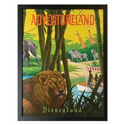 Adventureland  Near-Attraction  Poster.