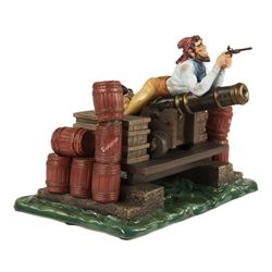Pirates of the Caribbean WDCC Figure.