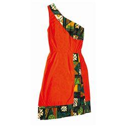 Polynesian Village Resort Hotel Hostess Dress.