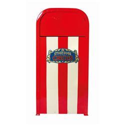 Storybook Circus Trash Can.