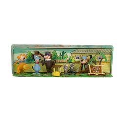 Huckleberry Hound TV-Tinykins by Marx.
