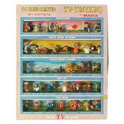 "TV-Tinykins (34) Figure ""Gift Box"" Set."