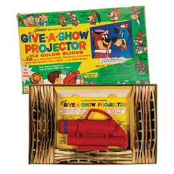 Give-a-Show Projector Set with Slides.