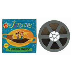 """The Jetsons """"A Visit from Grandpa"""" Super 8mm Film."""