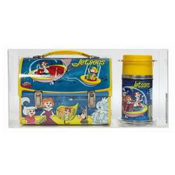 The Jetsons Lunch Box and Thermos.