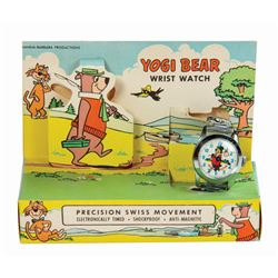 Yogi Bear Wrist Watch.