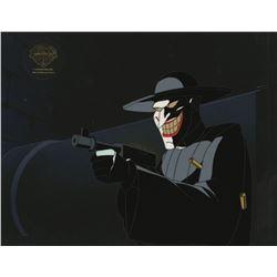 Batman: The Animated Series Joker Production Cel.