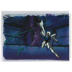 Original Mobile Suit Gundam F91 Cel.