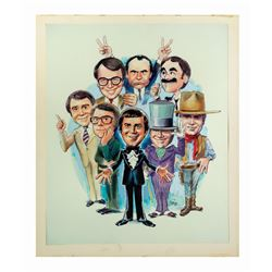 Rich Little Promotional Artwork.