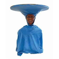 Star Trek: The Next Generation Guinan Test Bust.