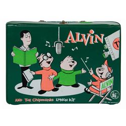 Alvin and the Chipmunks Lunch Kit.
