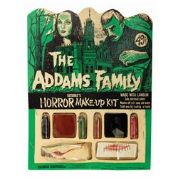 The Addams Family Horror Make-Up Kit.
