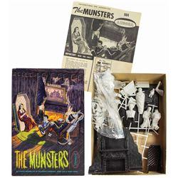 The Munsters Model Kit.