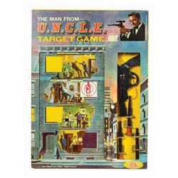 The Man from U.N.C.L.E. Target Game.