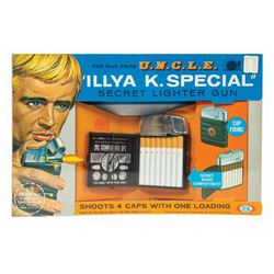 The Man from U.N.C.L.E. Secret Lighter Gun.