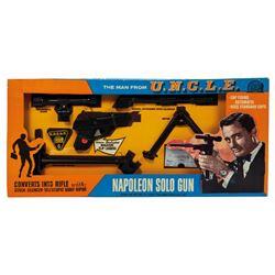 The Man From U.N.C.L.E. Napoleon Solo Gun.