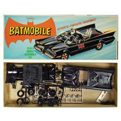 Batmobile Model Kit.